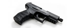 Walther PPQ NAVY 9mm angle